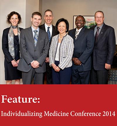 Individualizing Medicine Conference 2013